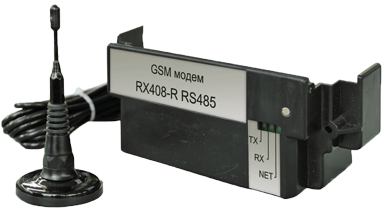 GSM модем RX408-R RS485
